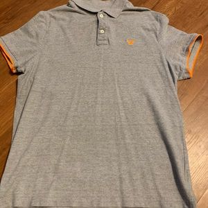 American Eagle athletic fit polo size Xl